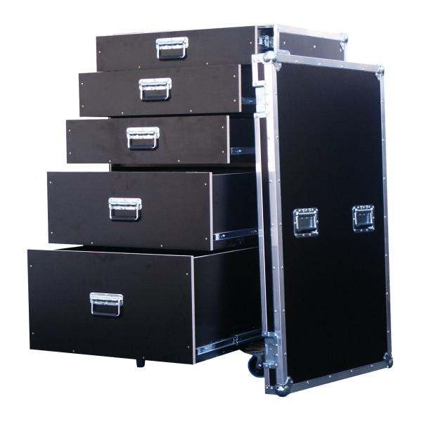 "Schubladencase ""Profi"" incl. 5 Schubladen BxTxH: 824 x 690 x 1343 mm"