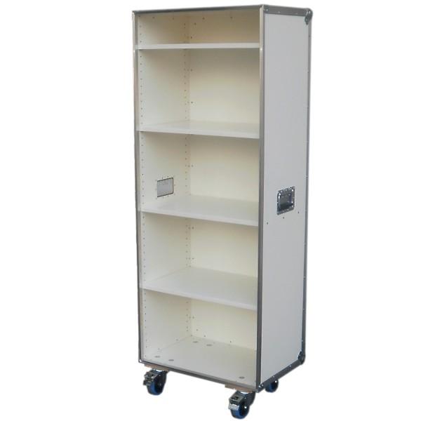 Schrankcase mit variablen Fachböden BxTxH: 647 x 510 x 1715 mm