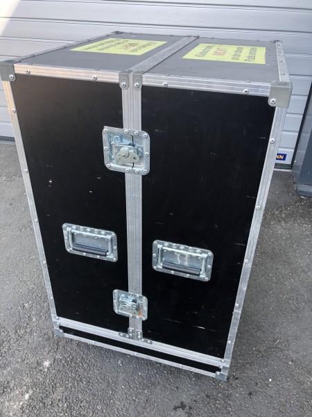 "Gebraucht: Haubencase ""Profi"" für z.B. Kühlschränke BxTxH: 679 x 604 x 1034 mm"