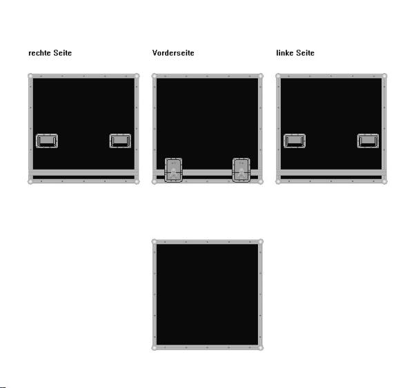 "Haubencase ""Profi"" BxTxH: 800 x 800 x 800 mm"