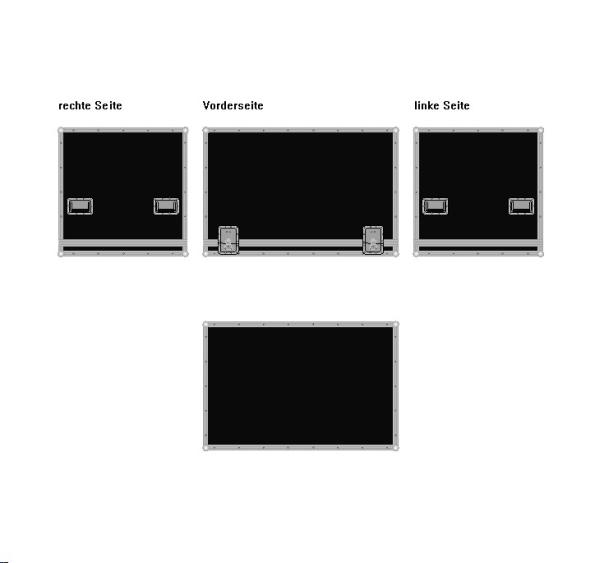 "Haubencase ""Profi"" BxTxH: 1200 x 800 x 800 mm"