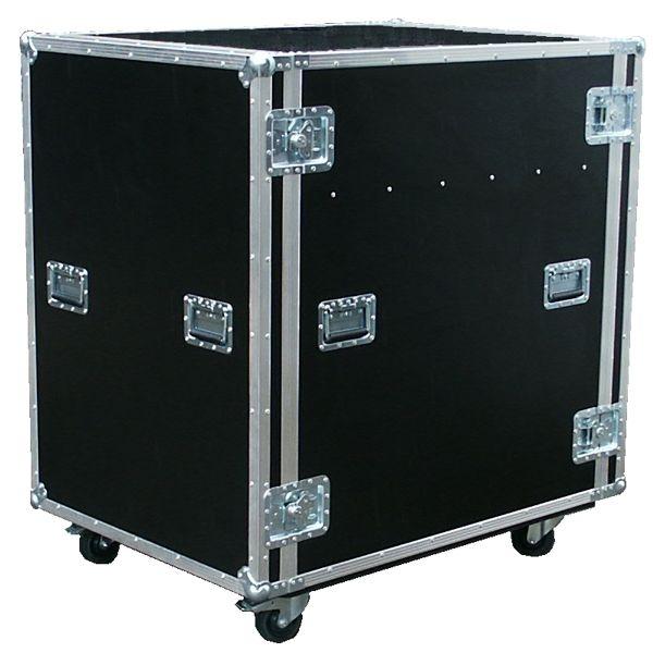 "Schrankcase ""Profi"" mit zwei Türen BxTxH: 800 x 800 x 1240 mm"